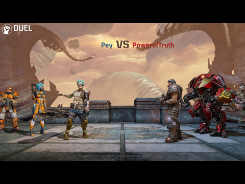 Ultra Gameplay - Quake Champions [Duel @ Blood Covenant]