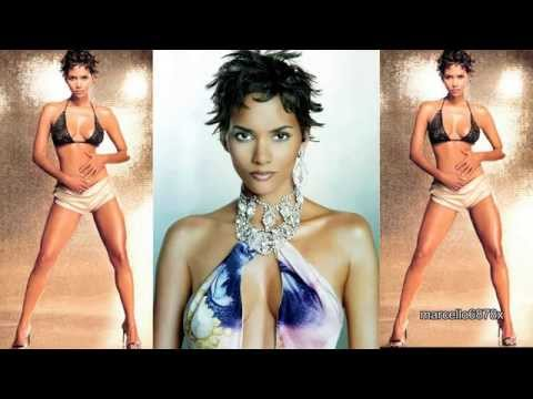 Hollywood Icon - HALLE BERRY - The Black Goddess - 100 HOT pics