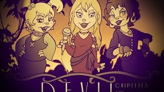 I been dancing with the devil [ Chipettes 90
