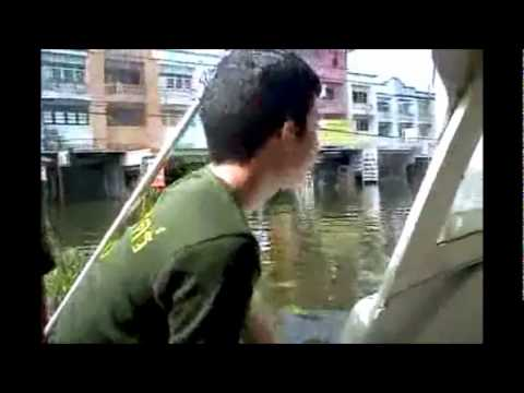 Bangkok Flood 2011 second trip home
