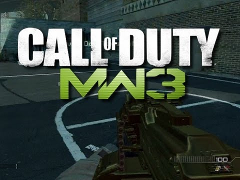 MW3 - Having Fun with Strangers #21 (The Penis Game!)
