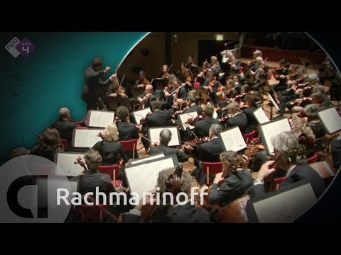 Rachmaninoff - Symphony no.2 op.27 [HD] Complete live concer