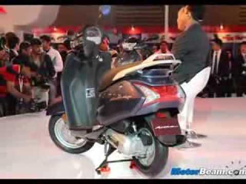 Honda Activa Models 2014 Honda Activa 125cc 2014