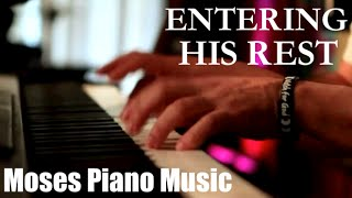 Entering HIS Rest - Piano Worship Soaking Prophetic Prayer Music - Musica para orar Cristiana