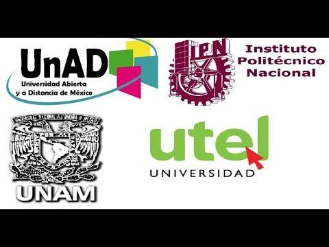 Las 4 mejores universidades en línea gratis para estudiar en México   ESTUDIAR A DISTANCIA
