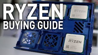 Ryzen Buying Guide: R7 1700 vs. R5 1600 vs. R5 1400