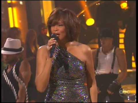Whitney Houston - Whitney Houston - Million Dollar Bill (Live On Dancing With The Stars)