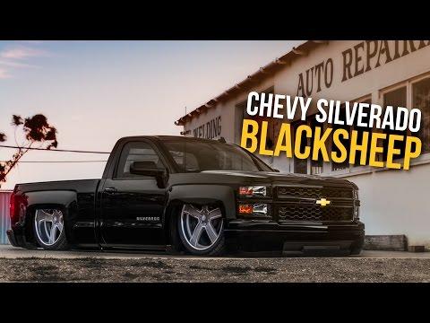 Blacksheep   Chevy Silverado w/ e-Level