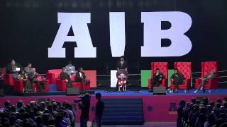 AIB Knockout   The Roast of Arjun Kapoor and Ranveer Singh1080p