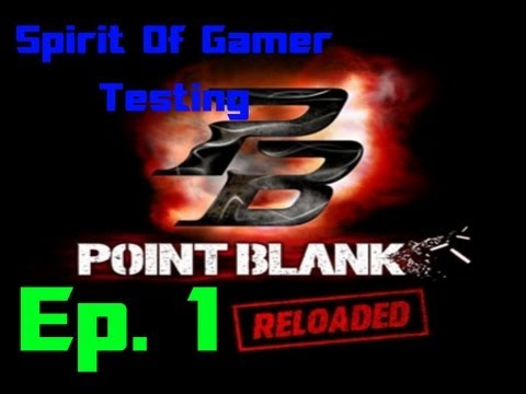 {SPG TV.2}:Point Blank Garena ทดสอบ Server EP.1