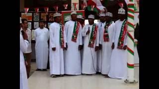 مدرسة عبدالله بن العباس تحتفل بالعيد الوطني السادس والأربعين  قطوف وطابت