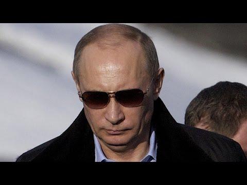 В. Путин... Бригада.