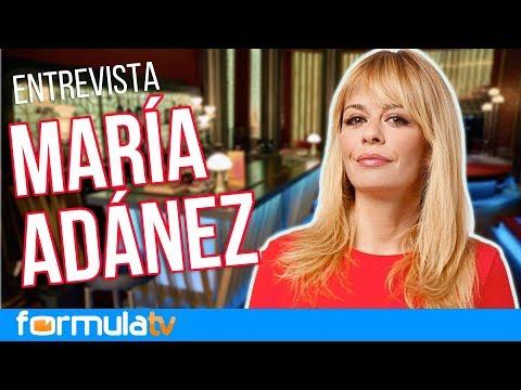 María Adánez cuenta por qué dos motivos abandonó 'La que se avecina'
