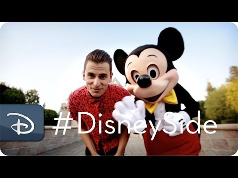 Mike Tompkins Sings His Disney Side | When You Wish Upon A Star | Disney Parks