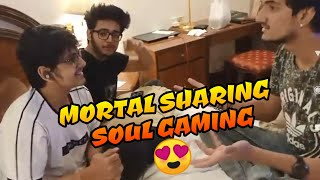 Mortal live games with IT Prince Nixon, Viper, Owais, Ronak, Mortal shared my Youtube channel 😍