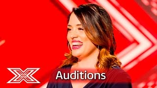 Janet belts Zayn's Pillowtalk as she reunites with Simon | Auditions Week 2 | The X Factor UK 2016