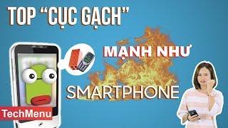 """Những điện thoại """"CỤC GẠCH"""" có sức mạnh của smartphone    TechMenu    TECHMAG"""