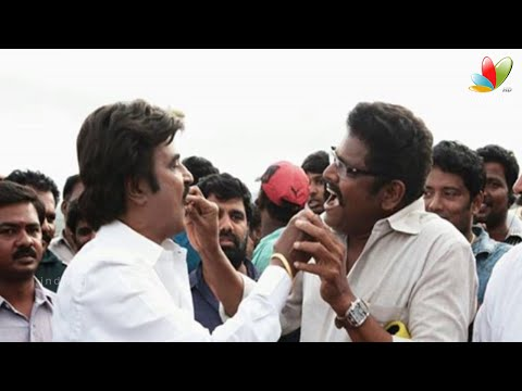 Rajini Celebrates 40th Anniversary of Film Entry in Lingaa Sets | K.S. Ravikumar, Sonakshi Sinha
