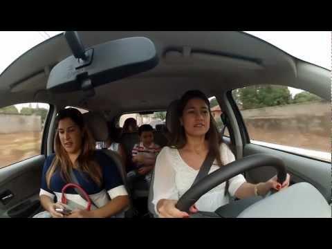 Chevrolet Spin teste