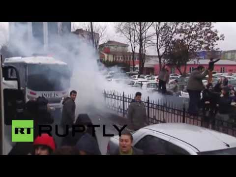 Turkey: Violence follows death of teenager in Istanbul