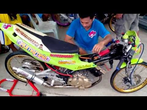 Gumamela - Full Throttle Racing CDO (Suzuki Breed Wars Drag Race 2013 Champion in Mindanao)