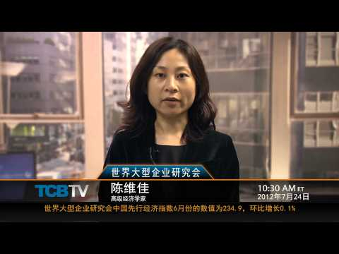 China Economic Update (Chinese): July 24