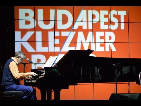 Budapest Klezmer Band 2020. Újévi koncert...!