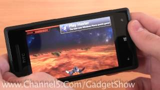 The Gadget Show - Best Windows Phone 8 Games