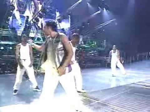Backstreet Boys - Get Another Boyfriend - Yahoo Webcast