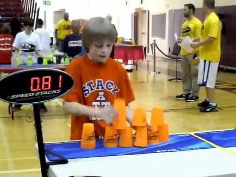 Maryland Sport Stacking Tournament Finals 2011!
