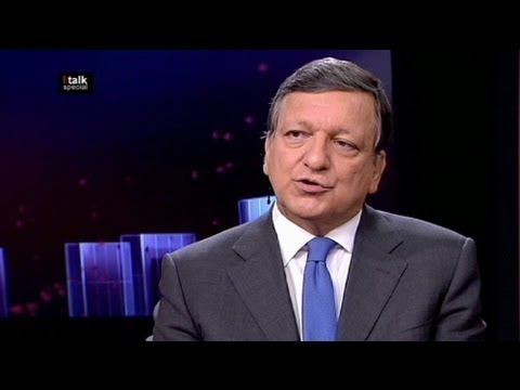 "euronews I talk - Barroso: ""We need to win the hearts and minds"" of Europe's citizens"