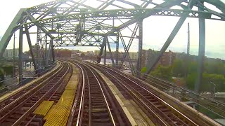 ᴴᴰ Low-V RFW Footage - Pelham Bay Park - 138th Street - Drivers Point of View