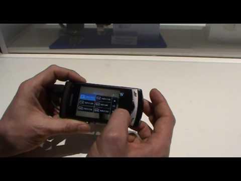 Erster Eindruck: Das Samsung Wave S8500 auf dem Mobile World Congress