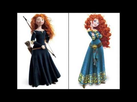 Merida from Brave || Spoken Word by Hollie McNish