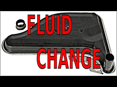 Changing Automatic Transmission / Transaxle Fluid & Filter most cars trucks & vans GM Buick Chevy