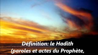 Définition: Le Hadith