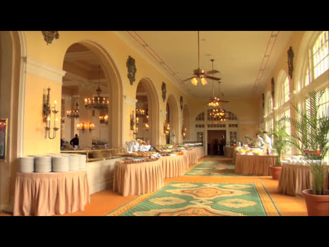 Hotels: Hotel Galvez on Galveston Island, Texas