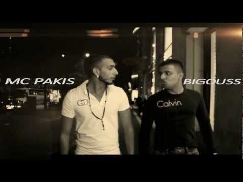 Mc Pakis & Bigouss - tere Te Marda Feat Rislaine Teaser By Hdocks 1080p video