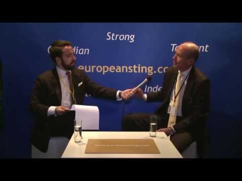 Ulf Pehrsson, Vice-President of Ericsson @ European Sting pavilion live from EBS 2015