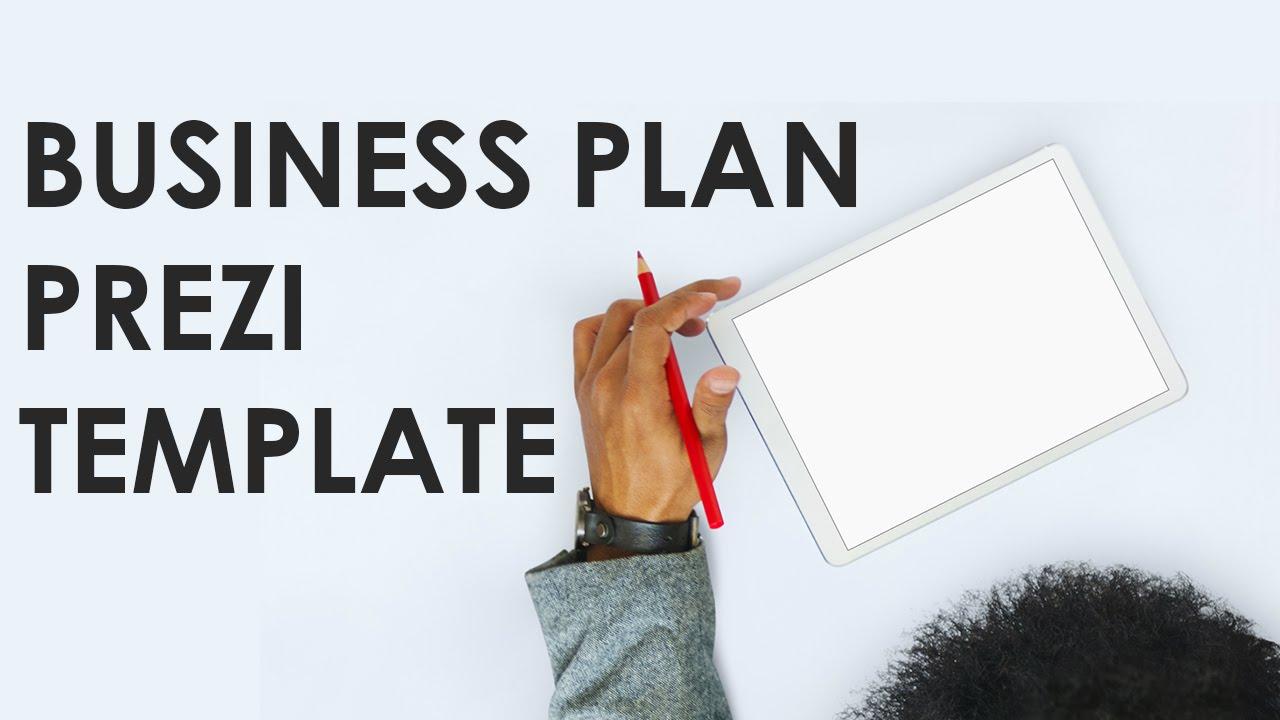 My Plans - Prezi Presentation Template