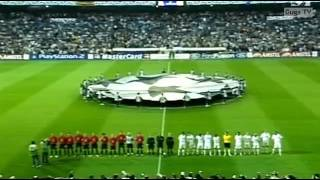 Real Madrid Vs Manchester United 1-3 2002/2003 1st Leg