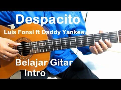 download lagu Belajar Gitar Despacito Luis Fonsi Ft. D gratis