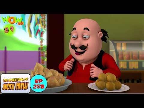Mithai Ki Dukan - Motu Patlu in Hindi WITH ENGLISH, SPANISH & FRENCH SUBTITLES thumbnail