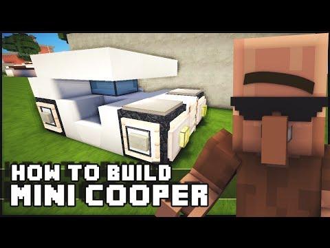 ► Minecraft : How to Make - Mini Cooper