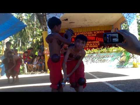 Maglalatik Dance By Grade Iv Boys, Iyusan E.s, video