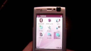 Nokia N95-1 Hardware error
