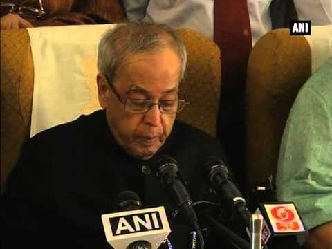 Russia a dependable partner of India: Pranab Mukherjee after concluding Russia Visit (Part - 1)