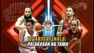 PBA Governors' Cup 2019 Highlights: SMB vs Ginebra November 24, 2019