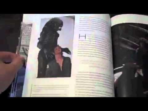 Livro Alien Vault - a venda na Loja Mundo geek