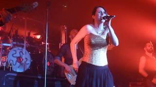 Within Temptation 'Covered By Roses' O2 Academy,Birmingham 16/4/14